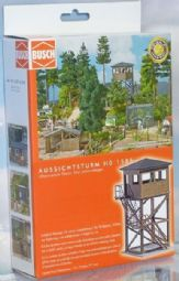Busch 01585 Observation tower - reduced